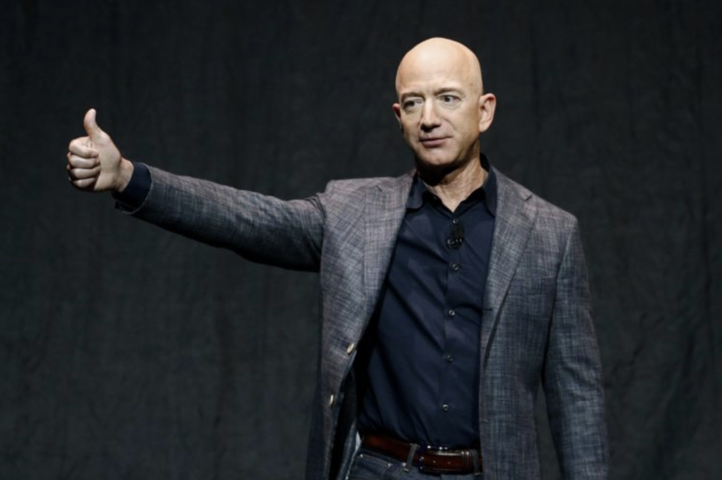 Washington Post, Uber and Jeff Bezos