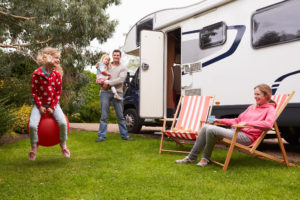 Vacation with an RV