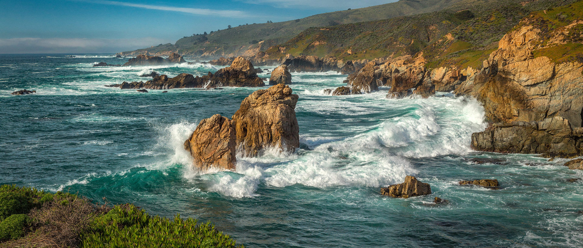 Travel the California Coastline - Big Sur