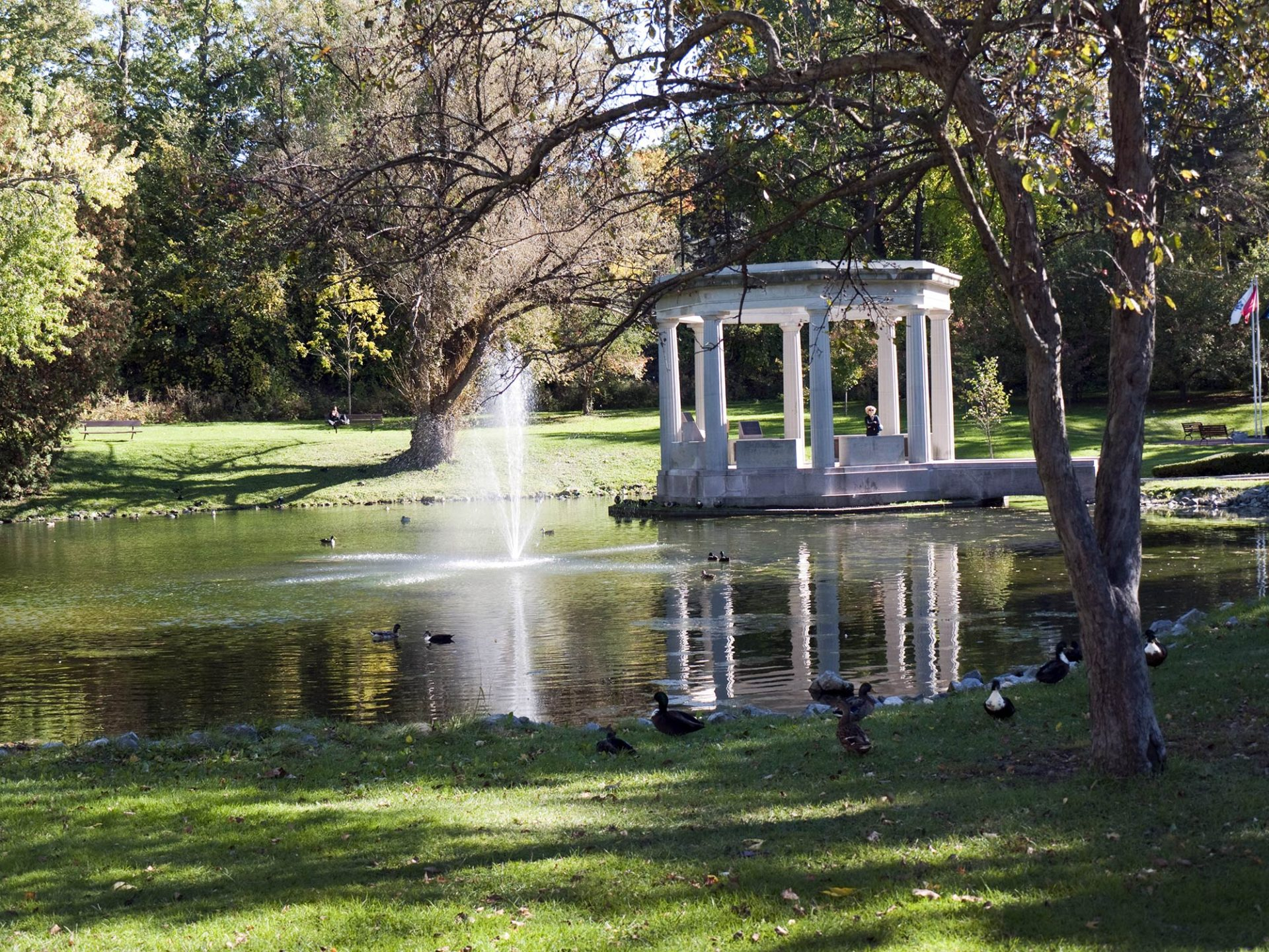 The hottest vacation spots are in the northeast - Saratoga Springs, New York