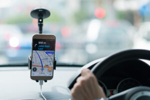 Uber and Lyft ride share drivers